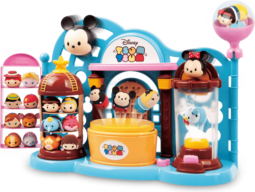 tsum tsum playsets shop